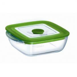 Форма PYREX 4in1 Plus /квадрат.140мм/300мл
