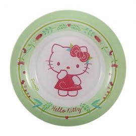 Тарелка Luminarc HELLO KITTY nordic flower  /195мм десертная