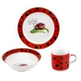 Набор LIMITED EDITION LADYBIRD /3пр