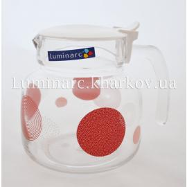 Чайник Luminarc CONSTELLATION RED /1,4л