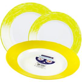 Сервиз Luminarc COLOR DAYS YELLOW /X18 предметов
