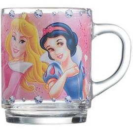 Кружка Luminarc DISNEY PRINCESS JEWELS /250 мл