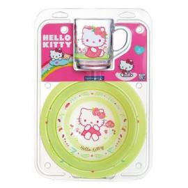 Набор Luminarc HELLO KITTY nordic flower  /3пр.