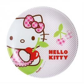 Тарелка Luminarc HELLO KITTY CHERRIES /200мм десертная