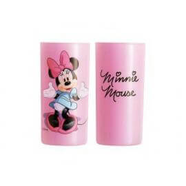Стакан Luminarc DISNEY MINNIE COLORS sprayed /270мл розовый