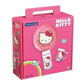 Набор Luminarc HELLO KITTY sweet pink /3пр.