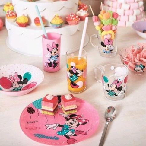 Набор Luminarc  DISNEY PARTY MINNIE /3пр