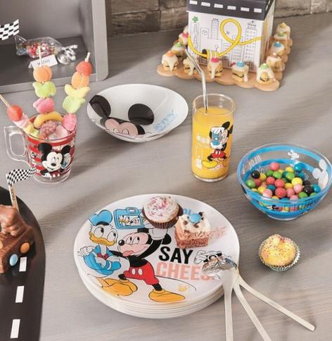 Набор Luminarc  DISNEY PARTY MICKEY /3пр